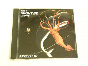 Apollo 18 by They Might Be Giants (Elektra like new CD)