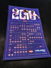 Buffalo Bisons 2018 magnetic Schedule. Brand New. AAA.Magnet.Bison. Baseball.