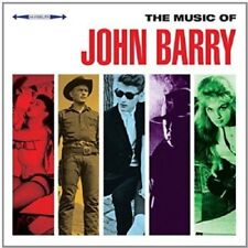 John Barry The Music Of 2-CD NEW SEALED Hit And Miss/Walk Don't Run/James Bond+