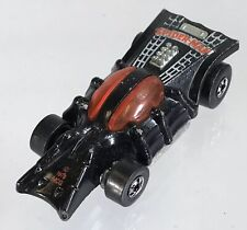 Vintage Hot Wheels Marvel Amazing Spiderman Diecast 1:64 Black Web Car 1975