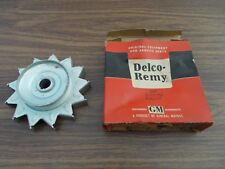 58 1958 59 1959 Chevy Impala 348/280 3x2 Generator Pulley NOS GM Delco-Remy