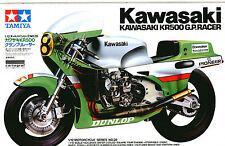 Kawasaki KR500 GP Racer 1:12 von Tamiya 14028
