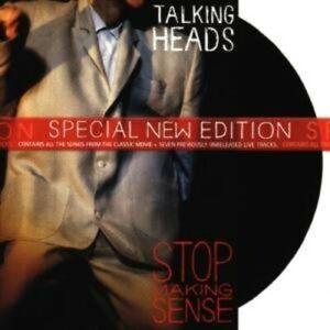 Talking Heads - Stop Making Sense [New CD] Bonus Tracks, Rmst