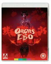 Orgies of Edo Blu-ray DVD Region 2