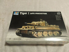 Trumpeter 1:72 Tiger I Late Production Model 07244