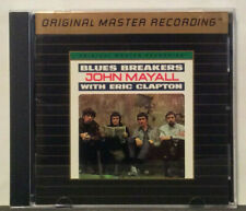 John Mayall With Eric Clapton - Blues Breakers MFSL Gold CD (Remastered)
