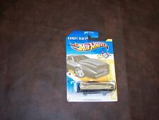 HOT WHEELS - KNIGHT RIDER - K.I.T.T - BLACK - COLLECTOR CARD 2012 - NEW