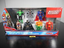 MINT & SEALED! JUSTICE LEAGUE ALL STARS 7 FIGURES TARGET EXCLUSIVE DC COMICS 138