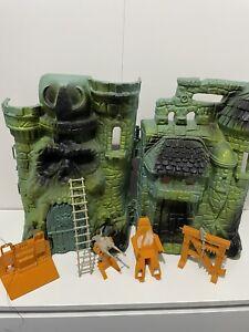 Castle Grayskull Masters Of The Universe Mattel 1982 Playset