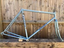 52cm -  Woodrup - Vintage Road Racing Bike Frame - Reynolds 531.