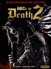 ABCs of Death 2 (DVD, 2015) NEW