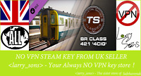 Train Simulator: BR Class 421 '4CIG Add-On DLC Steam key Region Free