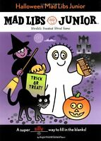 Halloween Mad Libs Junior by Roger Price, Leonard Stern