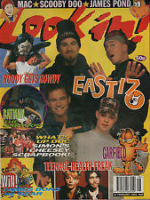 Look-In Magazine 27 February 1993   East 17   Samantha Edmonds