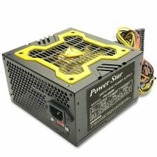 Arrow 500w-max Micro ATX Power Supply 20 4pin SATA & PCIe