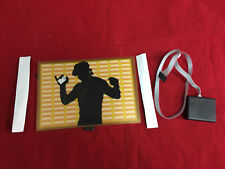 sound Activated DJ LED Flashing Light UP IPOD DANCE MAN WITH SENSOR FOR T SHIRT