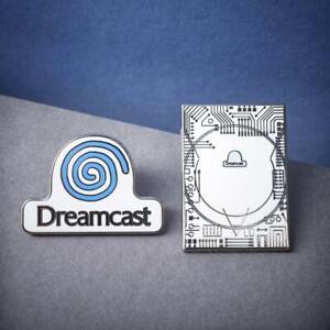SEGA DREAMCAST - PIN KINGS PIN SET - BRAND NEW - NS2881