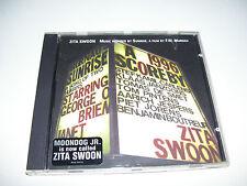 Zita Swoon / Moondog JR. - Music Inspired By Sunrise * EU CD 1996 *