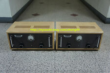 350B 6L6G KT66 PP Tube Power Amplifiers Western Electric 124A 171C Transformers