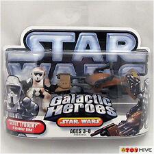 Star Wars Galactic Heroes Scout Trooper + Speeder Bike