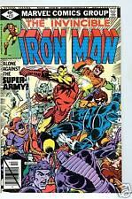 Iron Man #127 October 1979 VF/NM Alchoholism storyline