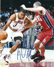 Autographed Ramon Sessions Cleveland Cavaliers 8X10 photo - w/COA