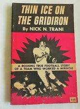 Mary Star High School San Pedro California NICK N. TRANI 1960 Football Team Book