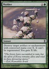 4x MTG: Molder - Green Common - Time Spiral - TSP - Magic Card