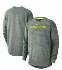 Nike Men's XL NBA Golden State Warriors Sweatshirt Pullover Shirt Top 941064