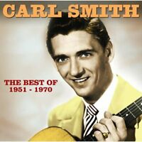 Carl Smith - The Best Of: 1951-1970 [CD]