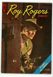 JERRY WEIST ESTATE: ROY ROGERS COMICS #22 (FN) & ROY ROGERS AND TRIGGER #95