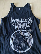 Motionless In White Tank Top Large Creatures
