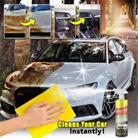 30/100/200ML Mighty Glass Cleaner Anti-fog Agent Spray Car Window Windshie - USA