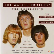 CD - The Walker Brothers - The Walker Brothers Collection - #A1683