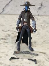 Star Wars The Clone Wars Cad Bane Bounty Hunter Hasbro 2010 With Accessories