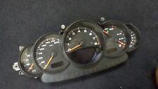 PORSCHE 996 Clock Set 3.6 SPEEDO Dash orologi manuali 200mph