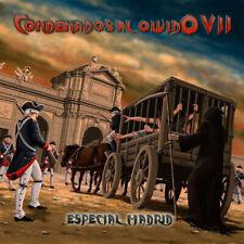 CONDENADOS AL OLVIDO VII – Especial Madrid (NEW*LIM.500*FINEST SPA 80's METAL)