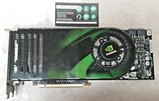 NVIDIA GEFORCE 8800GTX 768MB Graphics Card TESTED FREE SHIPPING