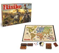 Hasbro Risiko Strategiespiel - Brettspiel für Familie Gesellschaftsspiel Kinder