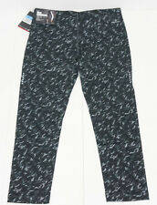 Nike Pronto Essential Pantalones Mujer Tamaño M anthrazit-silber-muster NUEVO #