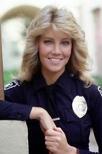 Heather Locklear Smiling In Police Uniform T.J. Hooker 11x17 Mini Poster