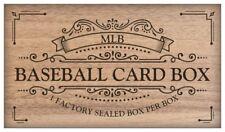 Baseball MLB Hobby Box - 2018 Factory Sealed Edition NBL - 1 SEALED BOX PER BOX