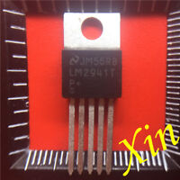 10Piece   LM2941 LM2941T LM2941CT TO-220-5 new