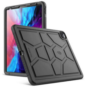 """2020 Apple iPad Pro 12.9"""" Silicone Case Shockproof Tough Corner Protector Cover"""