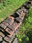 Salvaged bricks from Main Street Lancaster Ohio..reclaimed about 5 years ago!!