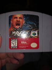 WCW MAYHEM N64
