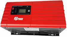 3000w (9000W) pure sine wave power inverter 24v built in Charger UPS function