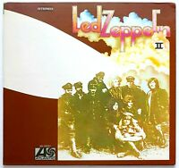 MINTY LED ZEPPELIN II 2 TWO SECOND 2ND 1969 VINYL LP USA 70'S SPECIALTY