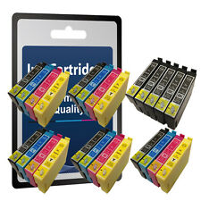 25 Ink Cartridge for Epson XP212 XP215 XP205 XP30 XP302 XP305 XP312 C
