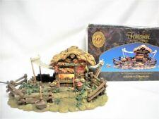 1996 Fontanini Animal Corral & Tree 50238 Heirloom Nativity Christmas Box Works
